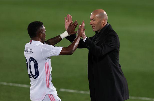 HLV Zidane tự hào về đội bóng và mọi thứ Real Madrid đang làm