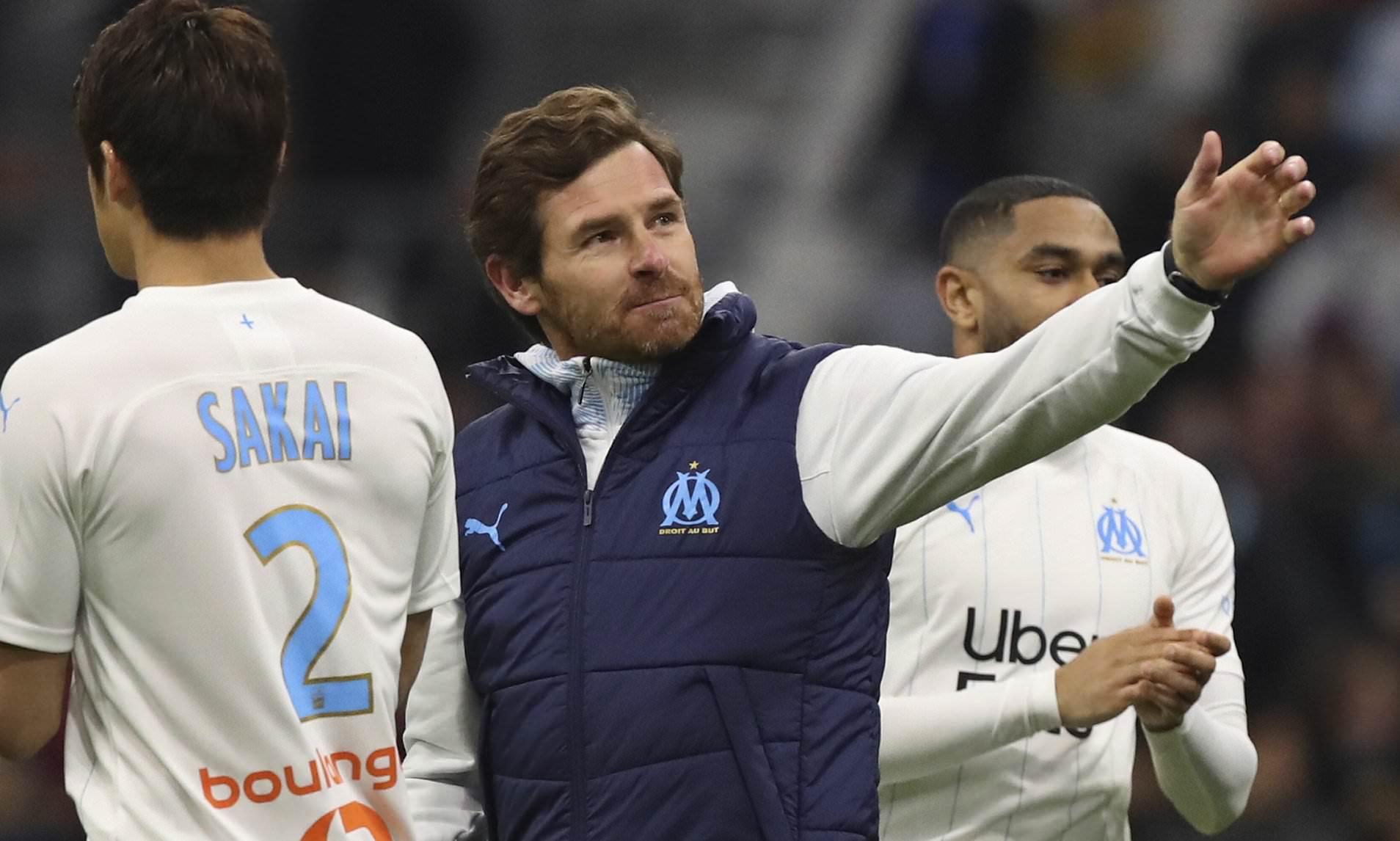 HLV Andre Villas Boas của Marseille: 'Một mùa giải đáng quên'