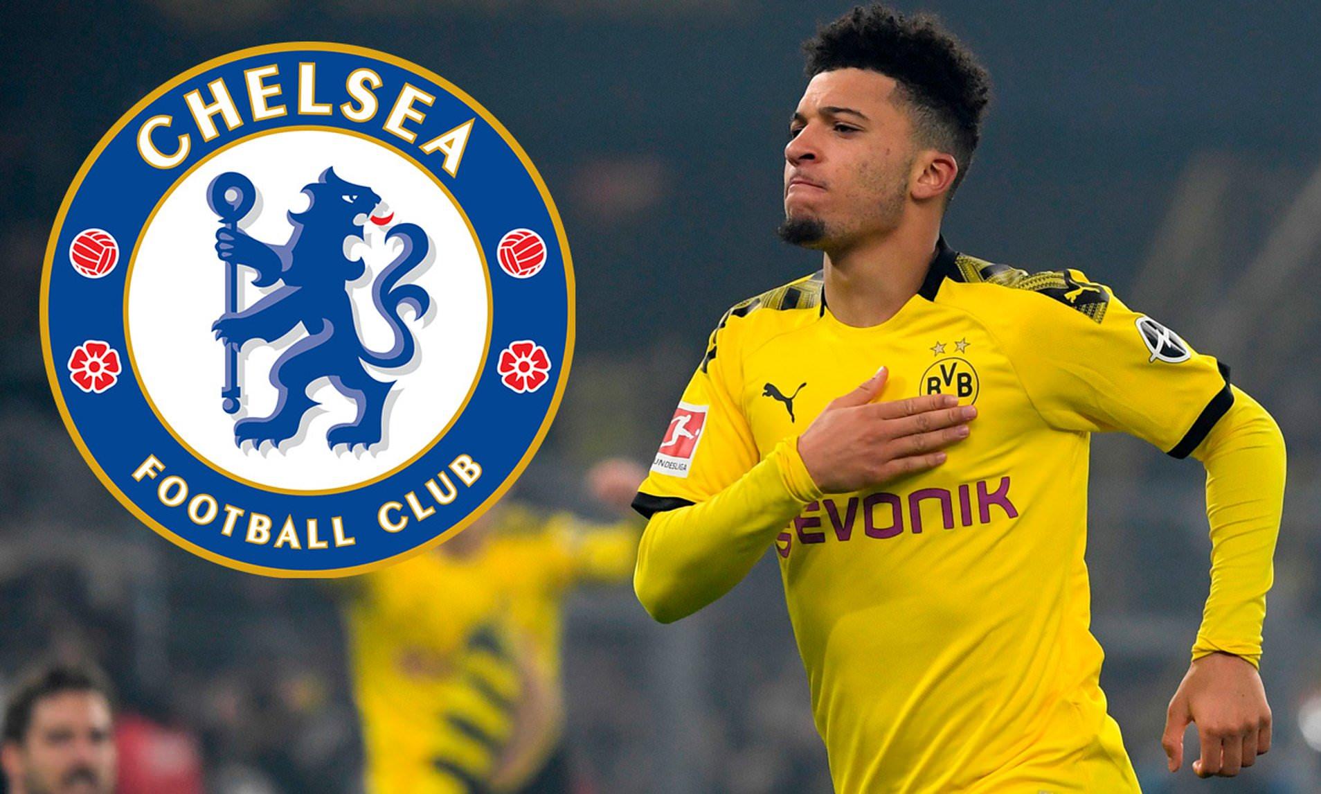 Tin chuyển nhượng Chelsea: Đội bóng của Thomas Tuchel muốn đánh bại Manchester United và Liverpool để có được Jadon Sancho
