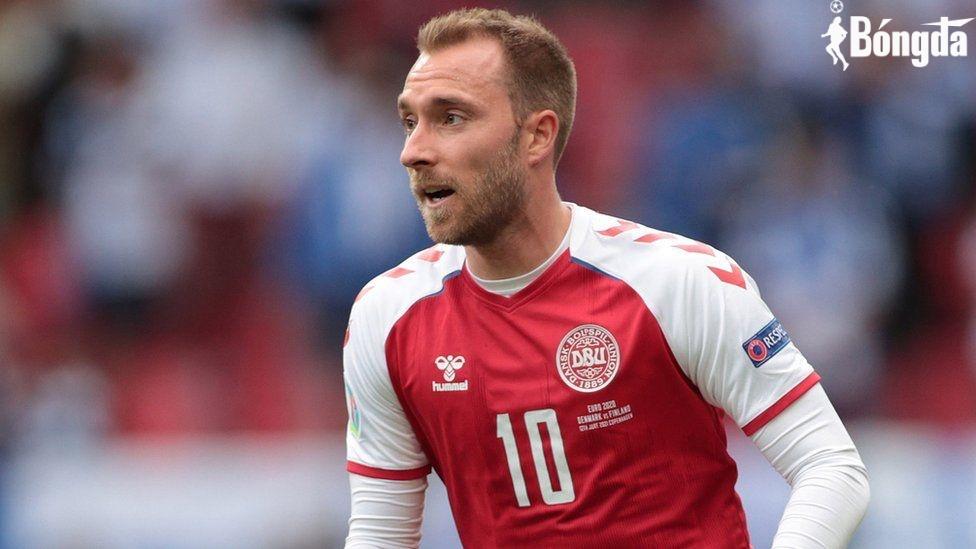 Tương lai của tiền vệ Christian Eriksen