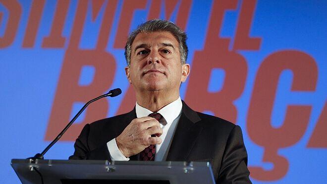 Laporta chính thức đảm nhiệm chức vụ chủ tịch Barcelona