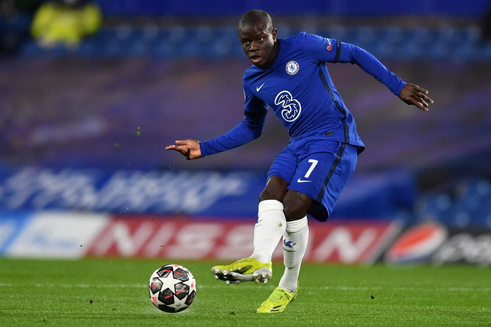 N'Golo Kante: Liệu tiền vệ của Chelsea đã lấy lại phong độ?