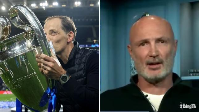 Frank Leboeuf: Chelsea khó vô địch Champions League 2021/22