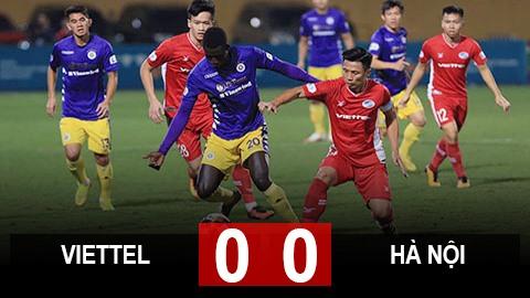 Cuộc chiến bất phân thắng bại, Viettel bảo vệ thành công ngôi đầu bảng