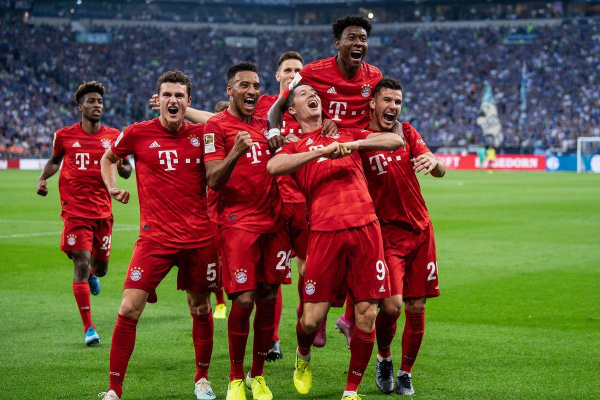 7 sự thật đằng sau chiến thắng lịch sử của Bayern Munich trên sân nhà trước Wolfsburg