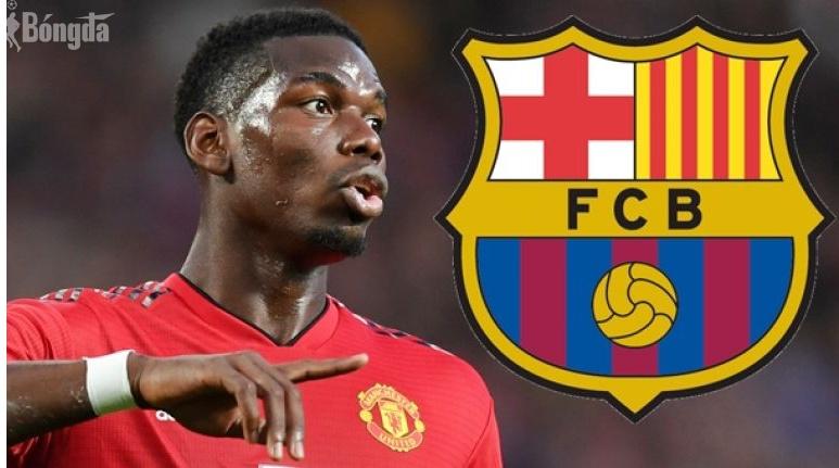 Chuyển nhượng Ngoại Hạng Anh: Barca theo đuổi Pogba, Antonio Rudiger quyết rời Chelsea