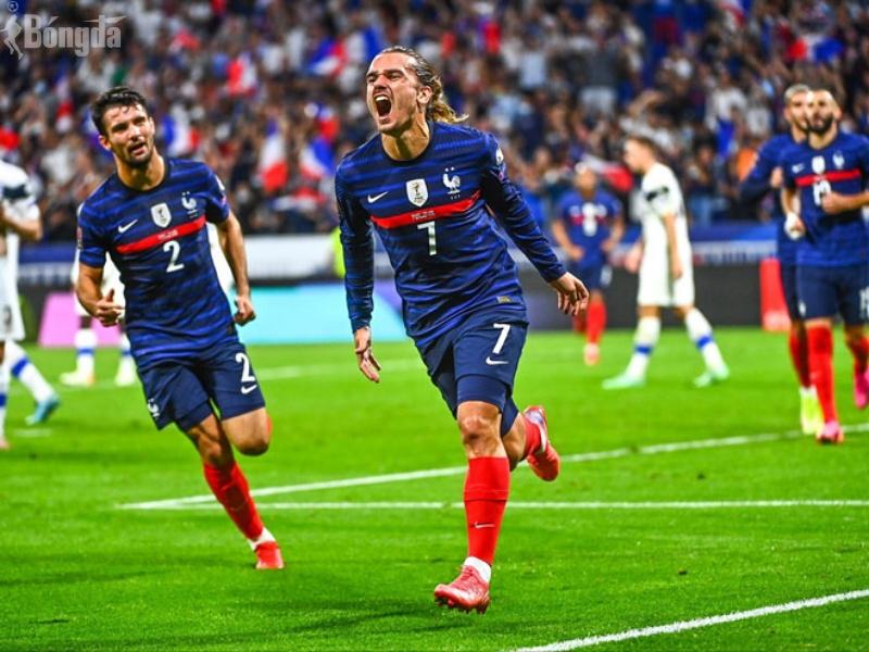 Pháp 2-0 Phần Lan: Griezmann trở thành anh hùng sau khi bị thất sủng ở Barca