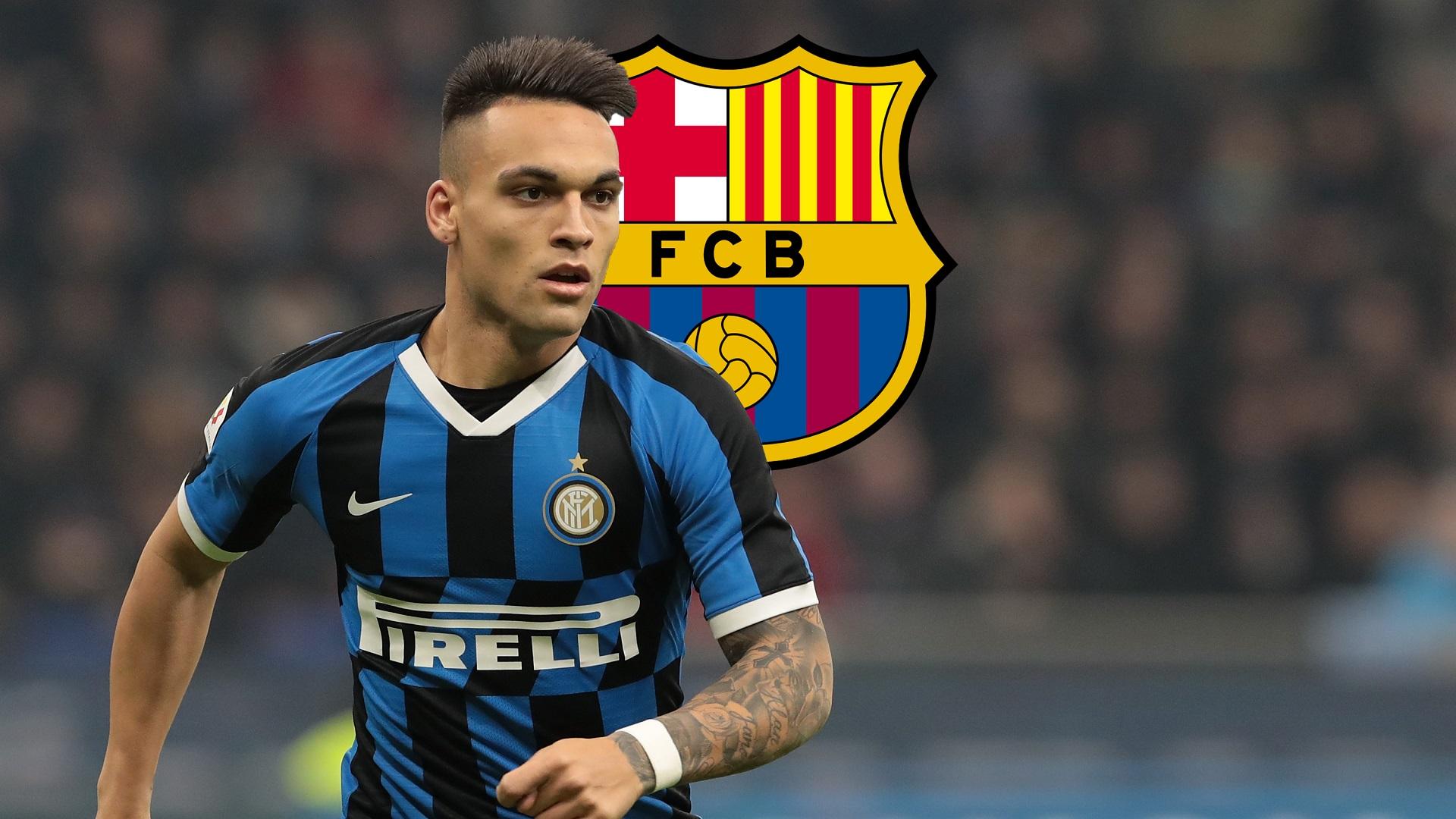 Khả năng Barca không thể có được Lautaro Martinez từ Inter trong hè này