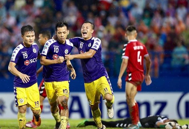 Quang Hải, Văn Quyết được sướng tên trong danh sách bàn thắng đẹp nhất AFC Cup