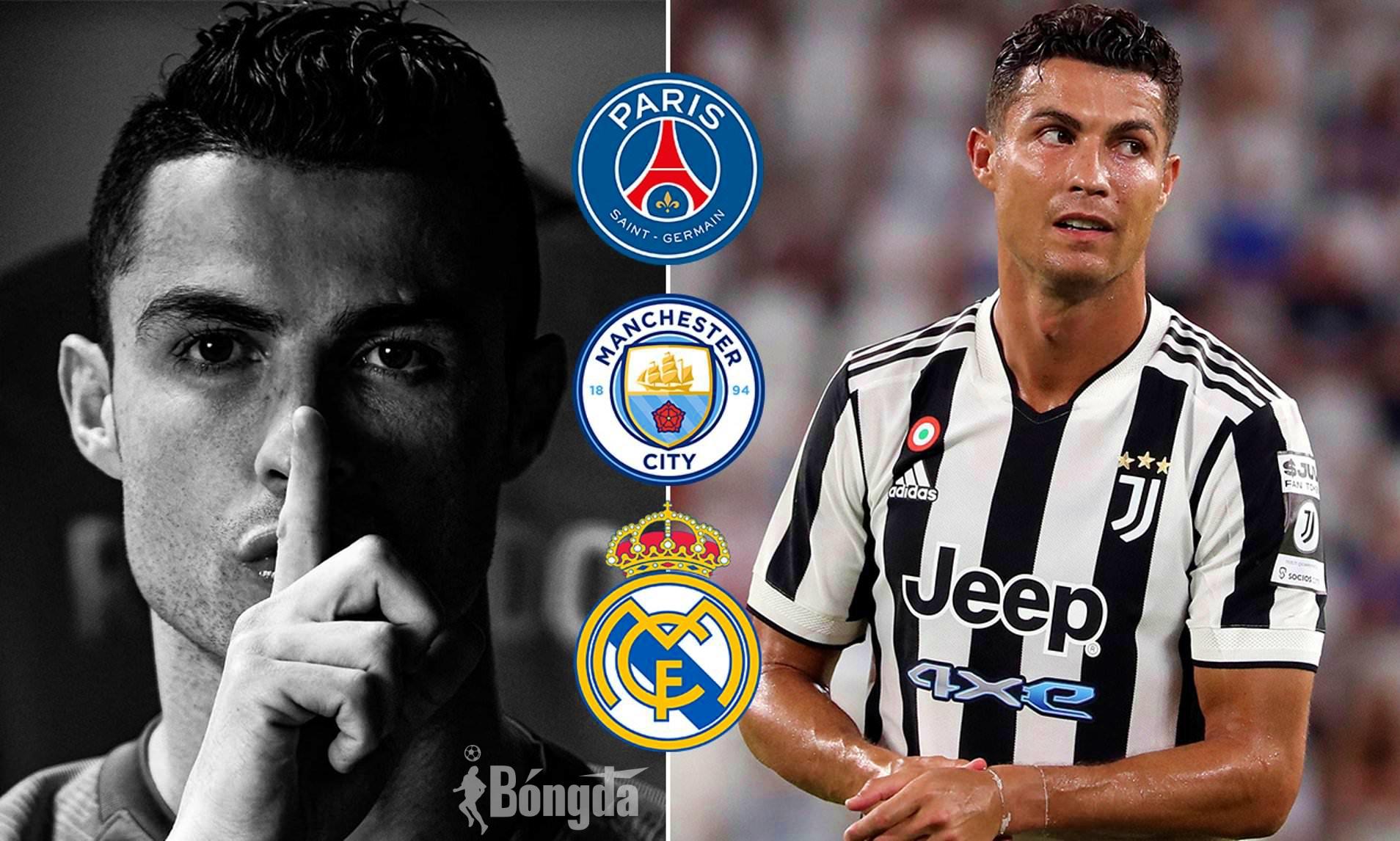 """Ronaldo thấy """"thiếu tôn trọng"""" trước những tin đồn đầu quân cho PSG và Man City"""