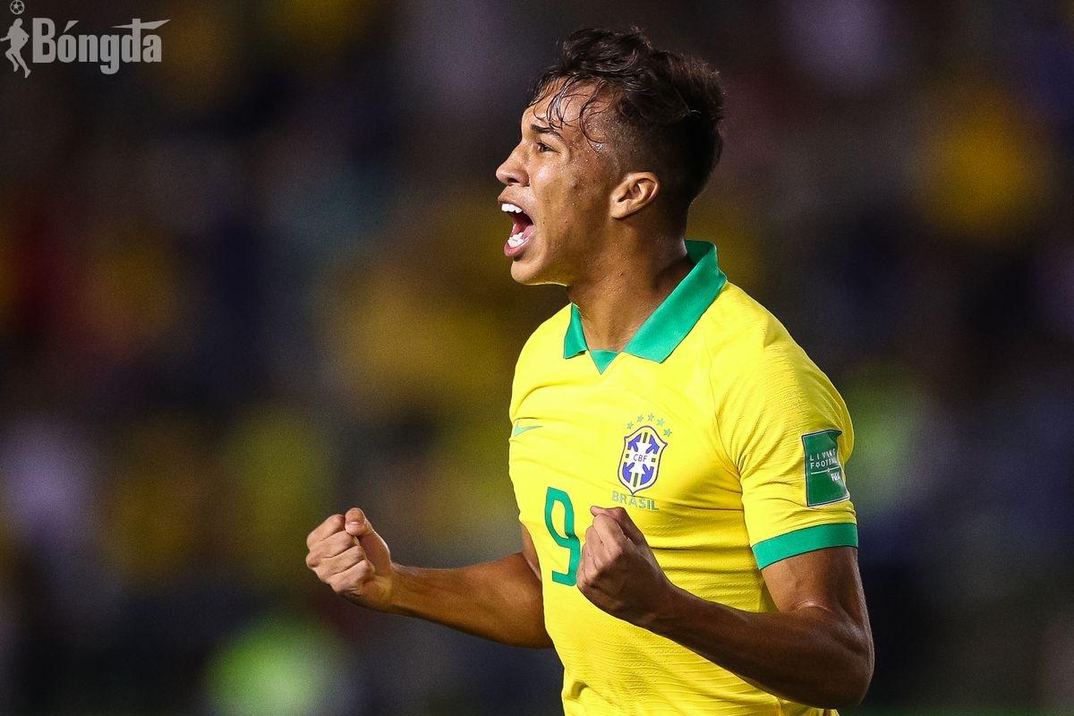 """Chuyển nhượng Serie A: Juventus tham vọng thâu tóm """"tiểu Neymar"""" Kaio Jorge"""