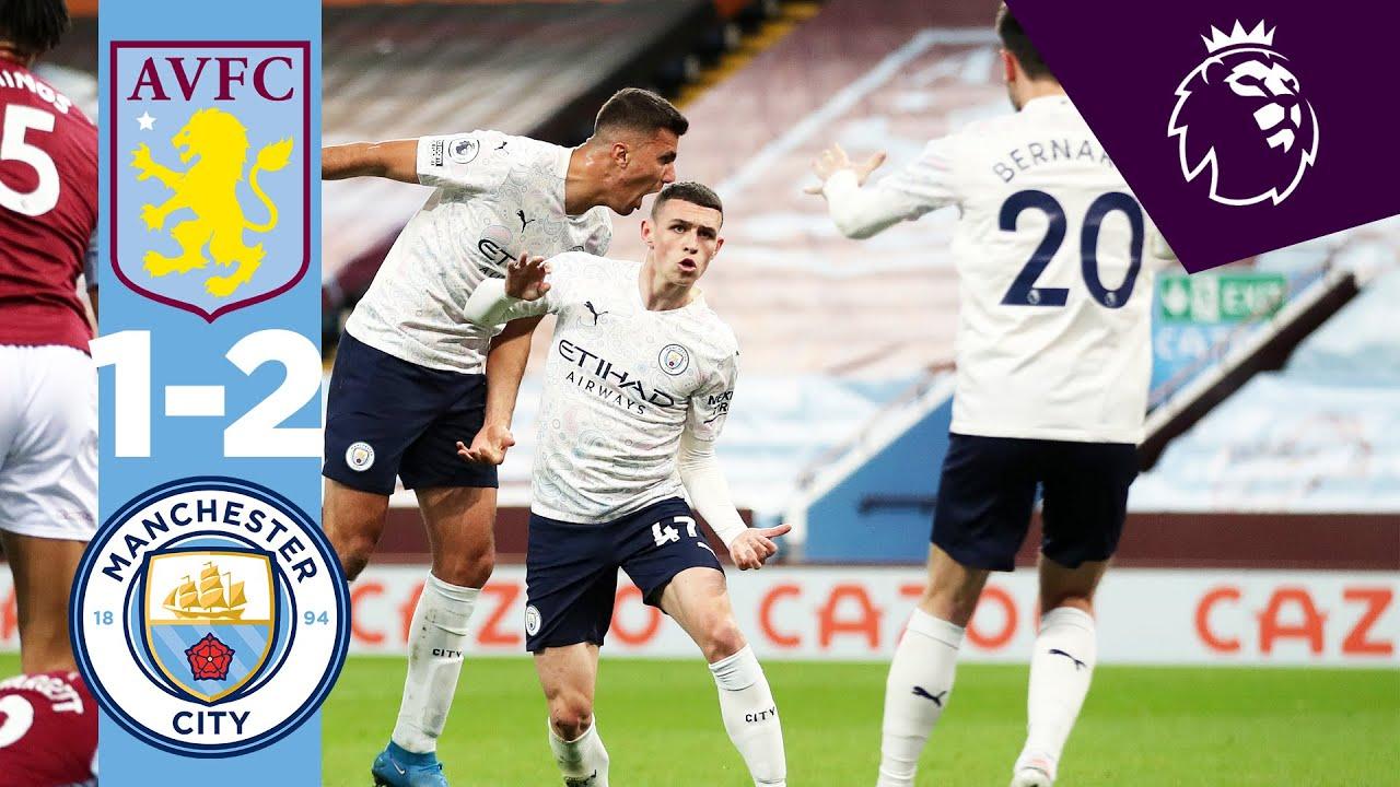 Foden và Rodri đưa Man City tiến gần đến danh hiệu