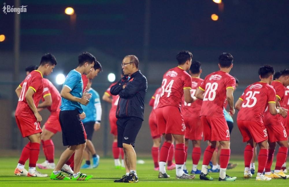 """Malaysia và UAE khó lòng thăm dò trước """"bí thuật"""" của HLV Park Hang Seo"""