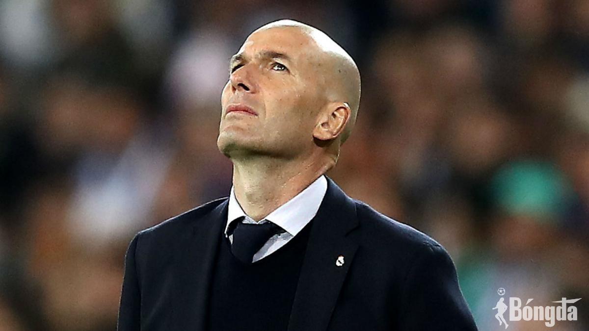 Mối lương duyên kỳ lạ của Zidane và Real Madrid