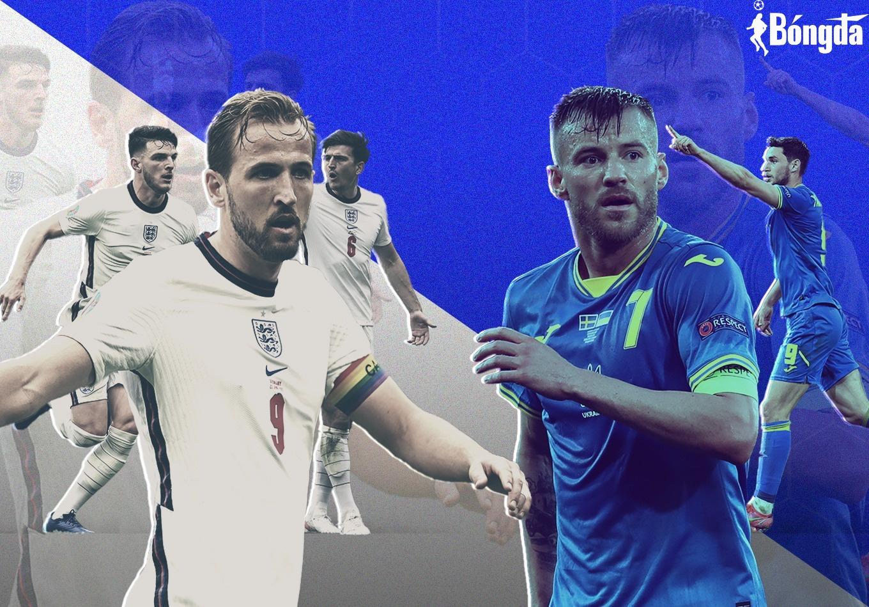 EURO 2020: Harry Kane lập siêu phẩm nhấn chìm Ukraine