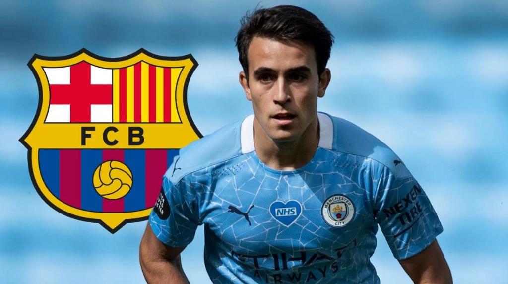 Barcelona sớm đón Eric Garcia từ Manchester City