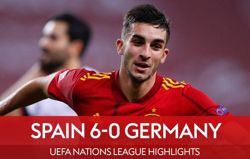 Ba nhận định về trận thua thảm hại 0-6 của Đức trước Tây Ban Nha