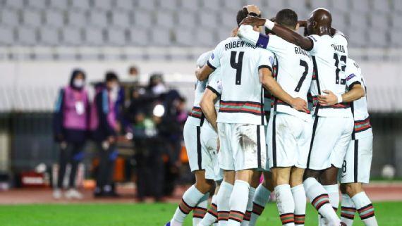 Bồ Đào Nha đánh bại Croatia sau cú đúp của Ruben Dias