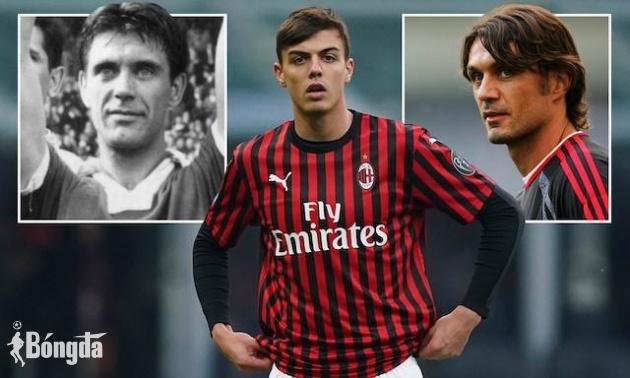 """AC Milan tìm thấy """"Kaka"""" trong truyền thống bất diệt nhà Maldini"""