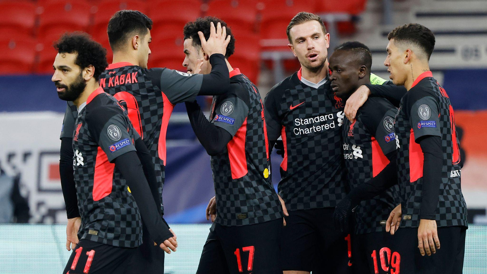 Kết quả vòng 16 đội Champions League: RB Leipzig thất thủ 0 - 2 trước Liverpool