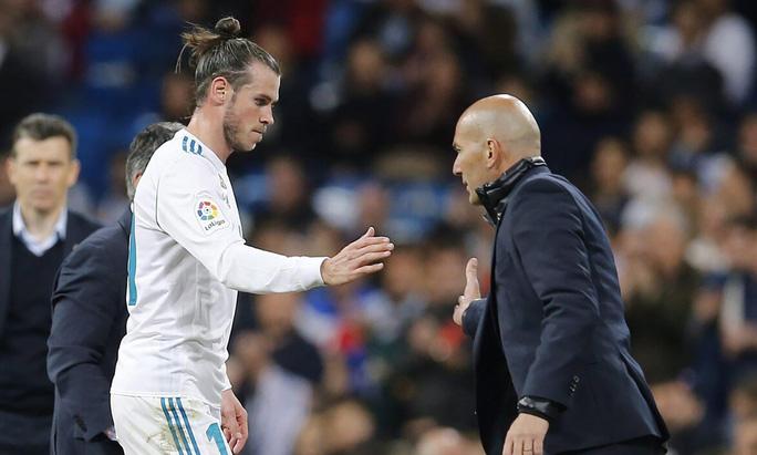 Tương lai mờ mịt của Gareth Bale