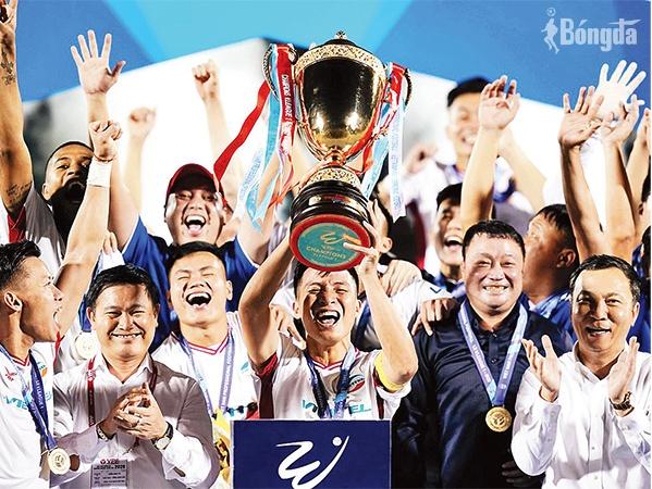 Viettel FC: Vô địch theo cách của bạn