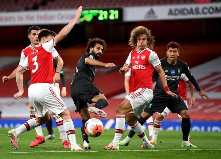 Liệu có đại chiến giữa Arsenal và Liverpool?