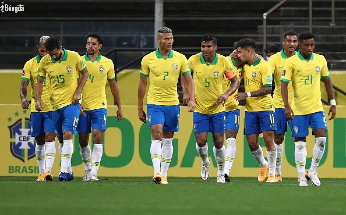 Brazil đại chiến các đội bóng Premier League, giành tự do cho 9 tuyển thủ