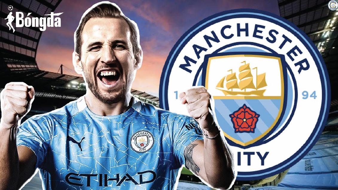 """Man City vung tiền khủng quyết tậu Harry Kane, bán luôn cả """"sao số"""""""