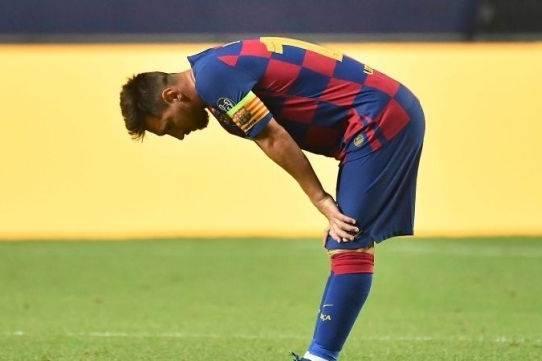 Messi gặp vấn đề về tâm lý trước thềm trận đấu giữa Barca và Juventus