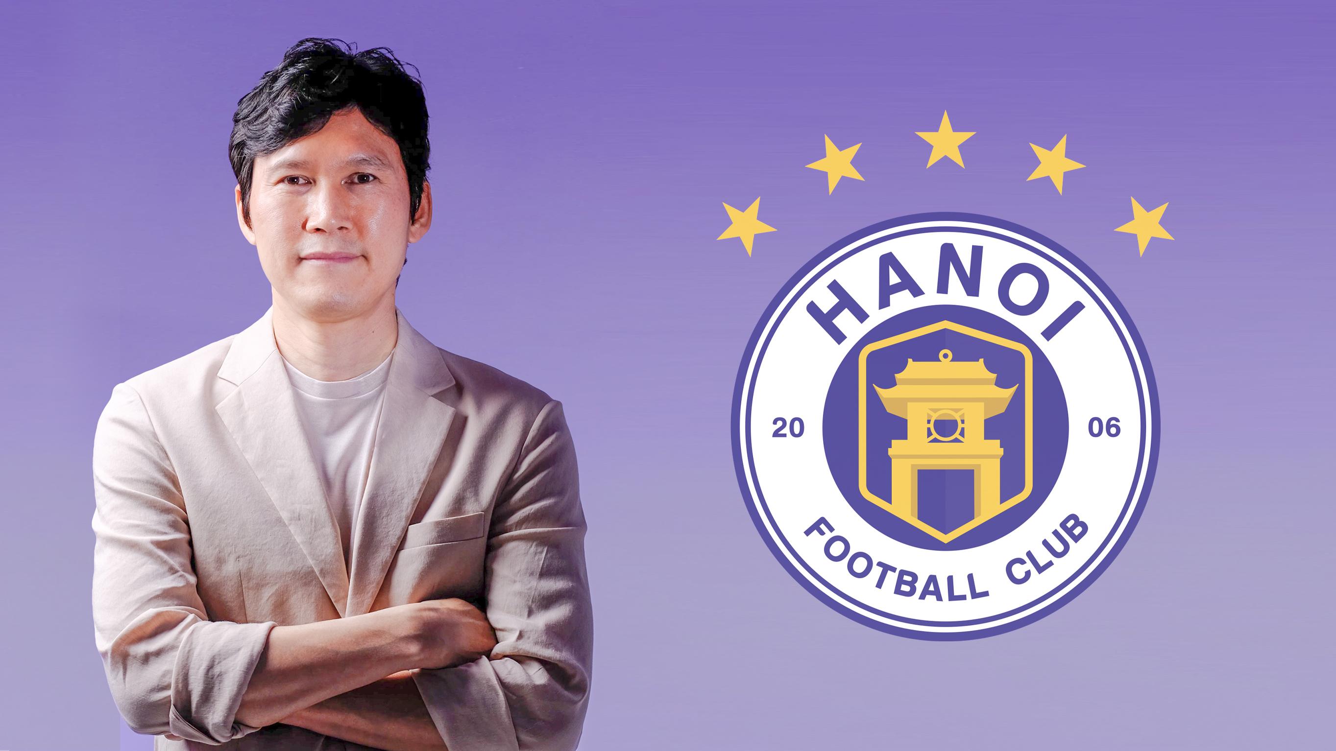Nóng: Hà Nội FC bổ nhiệm HLV Park