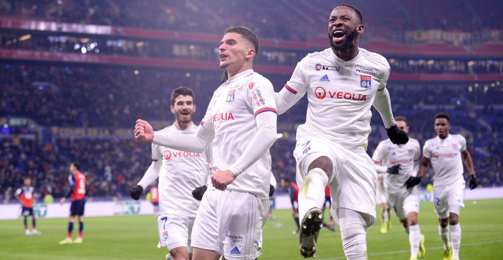 Lyon tiếp tục giữ vững vị thế tại Ligue 1