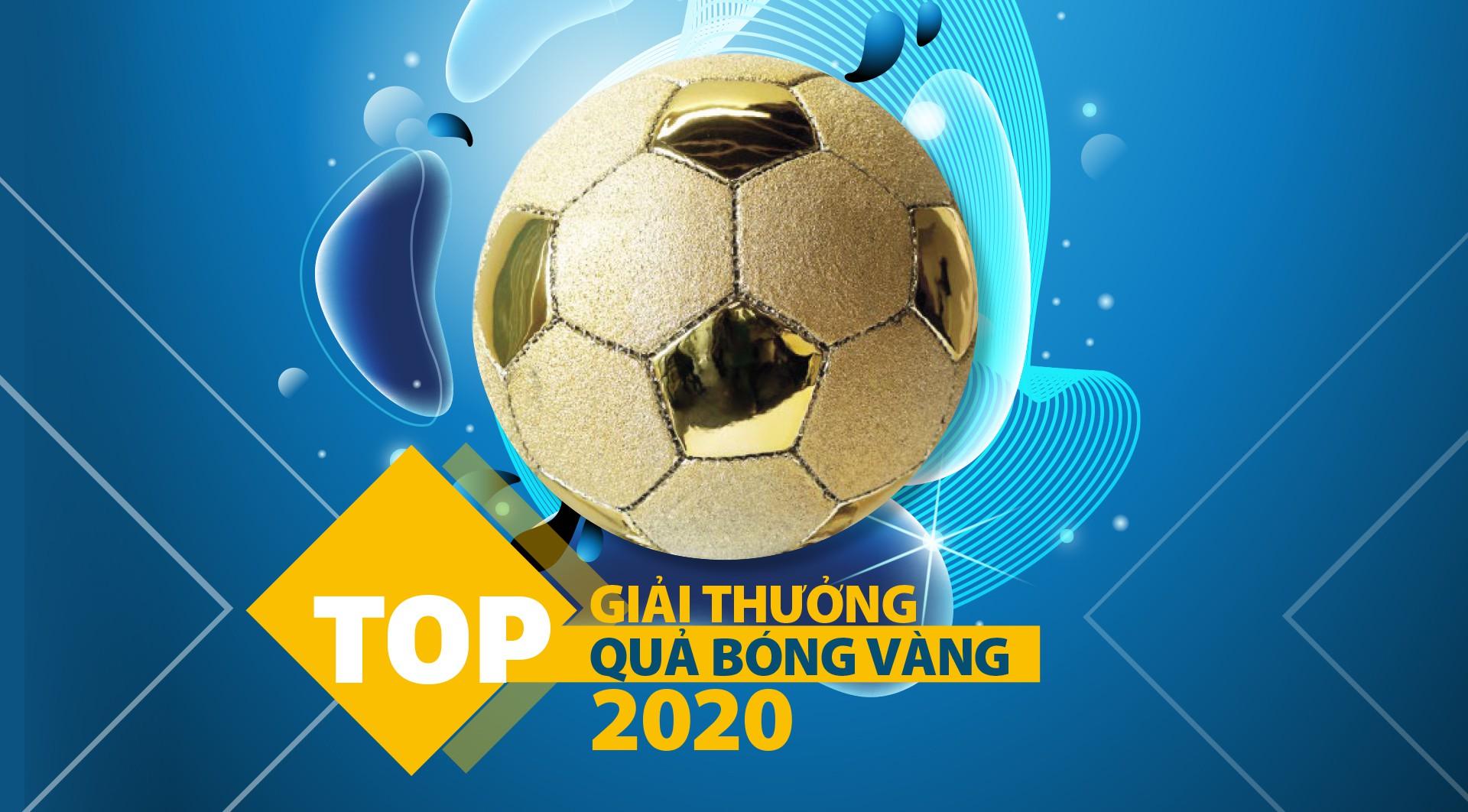 Công Phượng không có tên trong top 5 Quả bóng Vàng 2020