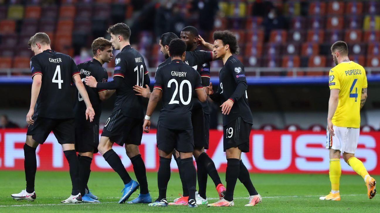 Manuel Neuer và Joshua Kimmich nghĩ rằng Đức có thể làm tốt hơn trong chiến thắng trước Romania