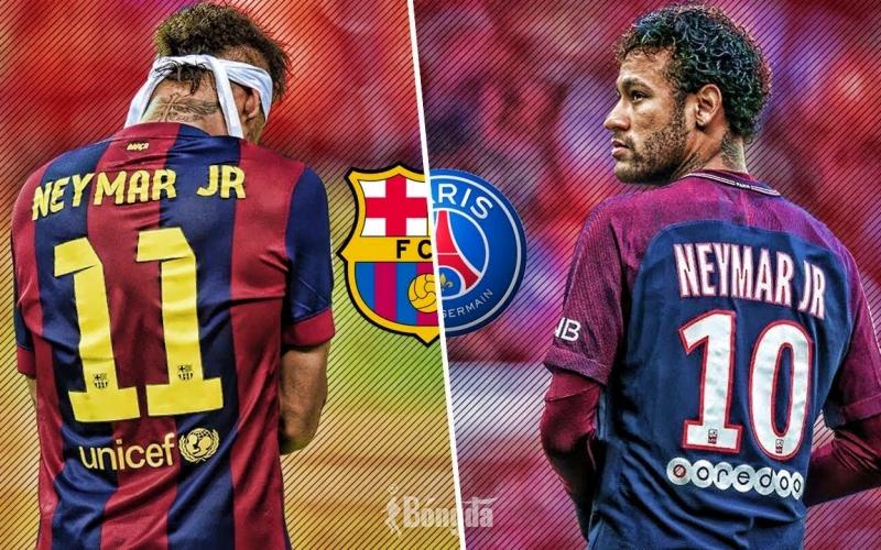 Barca từng chiêu mộ không thành Neymar, để rồi mất luôn Messi vào tay PSG