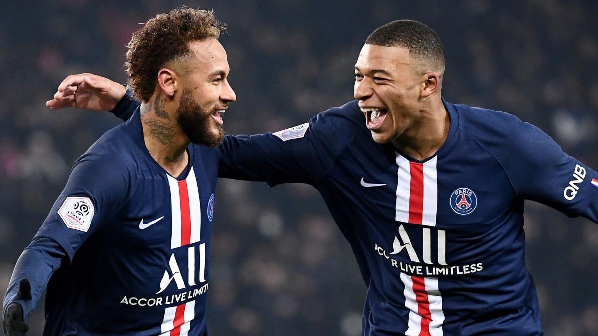 """Leonardo """"nôn nóng"""" muốn kí hợp đồng với Neymar và Mbappe"""