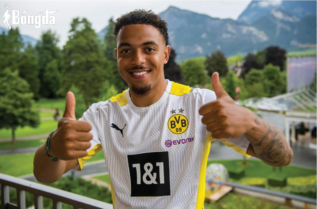 Vừa bán Sancho cho MU, Dortmund chiêu mộ thành công sao khủng Hà Lan