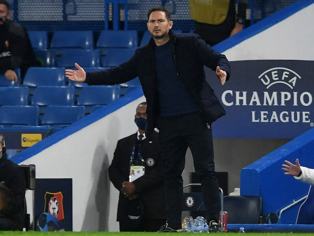 Frank Lampard hy vọng tổng số điểm của đội chiến thắng cuối cùng tại Premier League mùa giải này sẽ thấp hơn những mùa giải trước