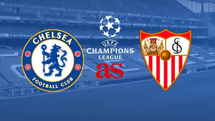 Trận chiến Chelsea vs Sevilla 21/10