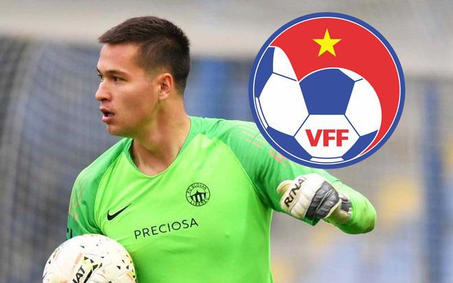 VFF sẽ hỗ trợ hết khả năng giúp Filip Nguyễn nhập tịch (Ảnh: Internet)