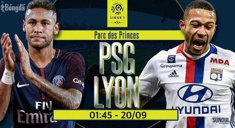 """Nhận định PSG vs Lyon 20/09: Sự trỗi dậy của """"Gã nhà giàu"""""""