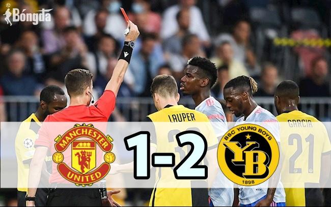 Ronaldo tiếp tục ghi bàn, MU vẫn thua sốc trước Young Boys