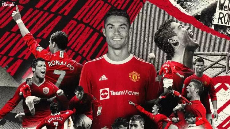Chuyện lạ có thật: Người dân Anh bị cấm xem Ronaldo ra mắt Man United
