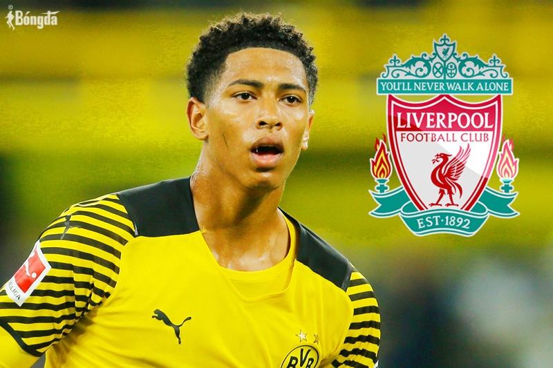 Liverpool phá kỷ lục chuyển nhượng để sở hữu Bellingham của Dortmund