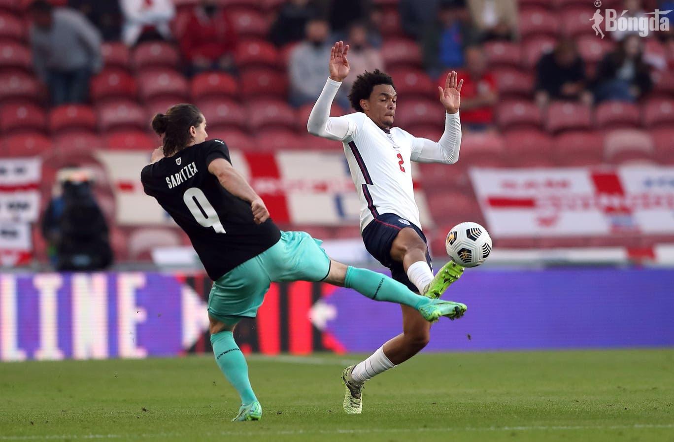 Tương lai ảm đạm của Trent Alexander-Arnold tại EURO 2020