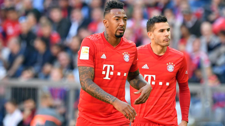 Boateng và Hernandez có màn trình diễn đẳng cấp thế giới tại Paris
