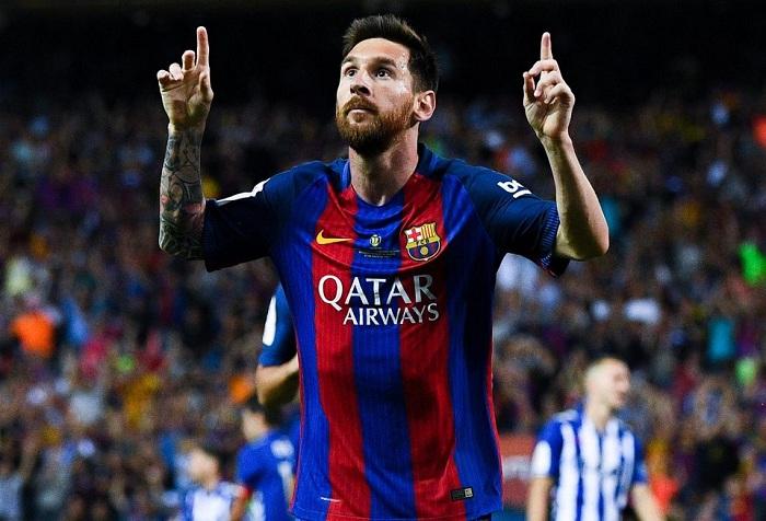 Mỗi khi Messi vắng mặt là Barcelona sẽ thắng!