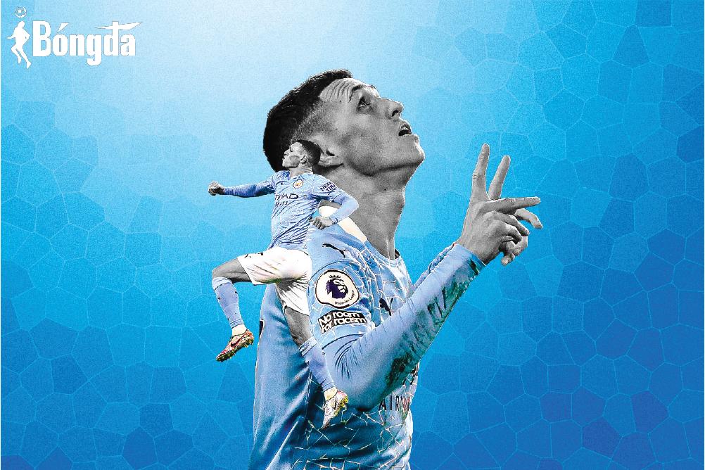 Phil Foden - Thần đồng Manchester City và những bí mật ít người biết