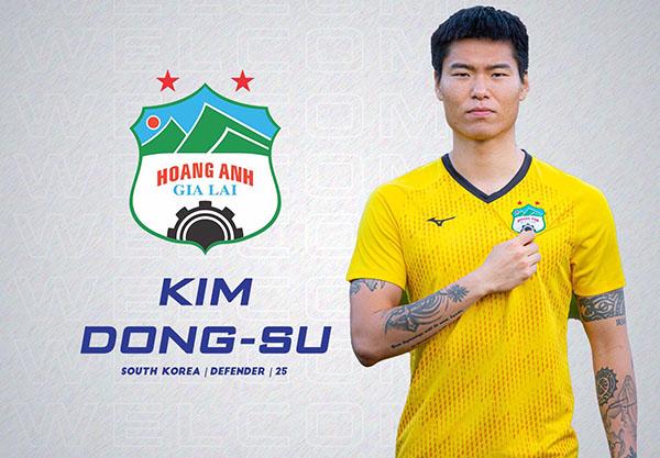 CLB HAGL thông báo chiêu mộ thành công đồng môn Son Heung-min