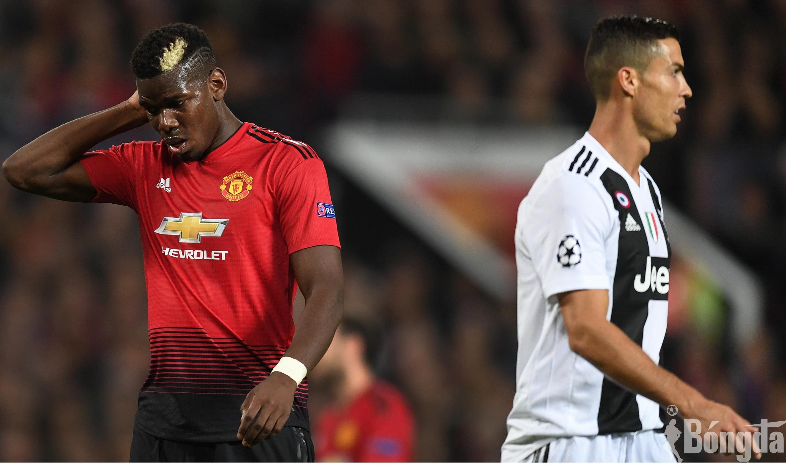 Từ bỏ Paul Pogba, MU quyết tâm có được Ronaldo